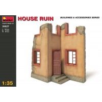 MiniArt 35527 Casa in rovina House Ruin (kit 1:35)