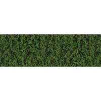 Heki 1552 Fogliame in fibra verde scuro