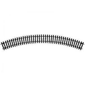 Hornby R605 Binario doppio curvo raggio 371mm arco 45°