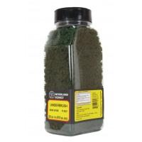 Woodland Scenics FC1637 Fogliame sottobosco verde scuro