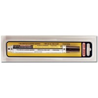 Woodland Scenics TT4580 Pennarello color acciaio rotaie