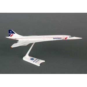 Sky Marks SKR106 Concorde British Airways (scale 1/250)
