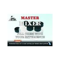 Lifecolor MX Master Mixer set boccette vuote x colori