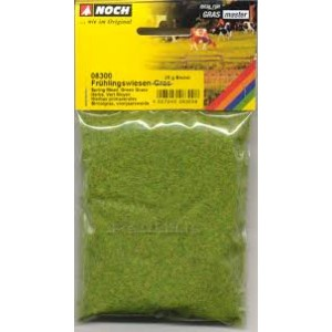 Noch 08300 Erba primaverile h 2,5mm Grass Master