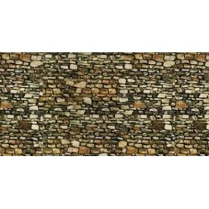 Noch 57710 Muro in carta 64x15 cm