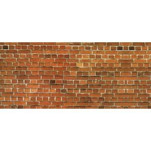 Noch 57730 Muro in carta 64x15 cm