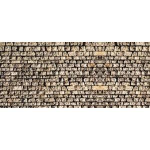 Noch 57740 Muro in carta 64x15 cm