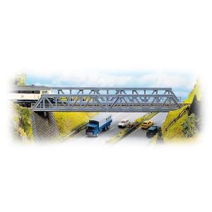 Noch 21310 Ponte a traliccio in ferro scala H0-0 lungh.36 cm