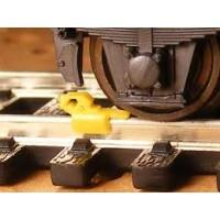 Roco 40004 Caviglie staffe ferma carri (12pz)