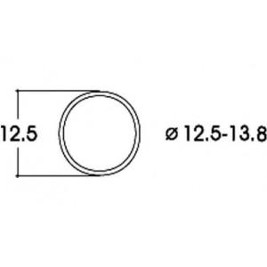 Roco 40066 Anelli di aderenza 12,5-13,8mm