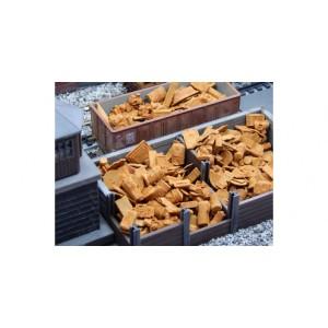 Juweela 28159 Rottami ferrosi con ruggine H0-TT (30gr.)