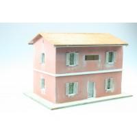 Adt Costruzioni 003 Casello FS  (1:87-kit in legno))