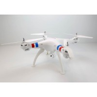 Syma X8C Syma quadricottero Venture white-bianco