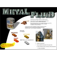 Prochima KT827MFOT Metal fluid metallo color ottone (1Kg)