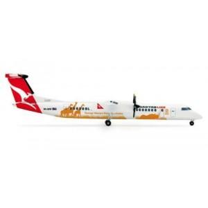 Herpa 520775 Qantas Link Bombardier Q400 1/500 scale