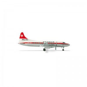 Herpa 517591 Swiss Air Lines Convair CV-440 1/500 scale
