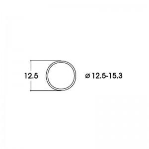 Roco 40074 Anelli di aderenza diametro 12,5 15,3 mm