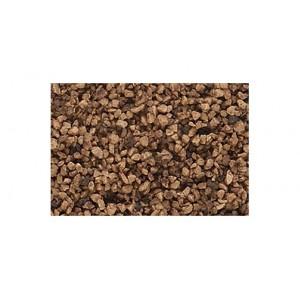 Woodland Scenics B1386 Pietrisco grana grande marrone