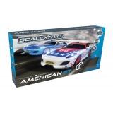 Scalextric C1361 Scalextric American GT pista macchine PRO 1:32