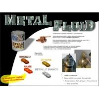 Prochima KT827MFBR Metal fluid metallo color bronzo (1Kg)