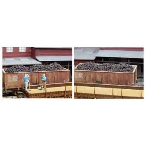 Juweela 28153 Carico di carbone marrone 20 gr.