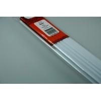 Plastruct 90547 HFS-10 Stirene profilo H 7,9 mm 5 pezzi