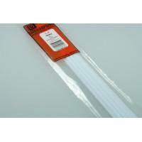 Plastruct 90583 UFS-4 Stirene profilo a U 3,2 mm 8 pezzi