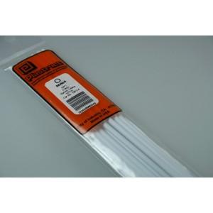 Plastruct 90604 TBFS-4 Tondino vuoto 3,2mm 10 pz
