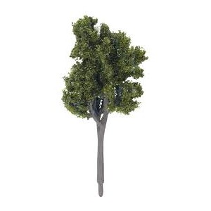Noch 25960B Albero verde H0-TT-N h 10 cm