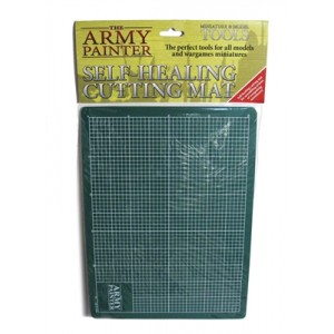 The Army Painter TL5013 Tappeto rigido per tagliare 25x20 cm