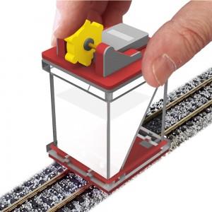 Proses BSFIX01 Applicatore colla x ballast binari  1:87