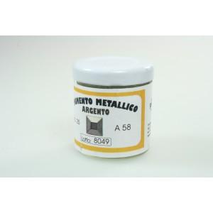 Prochima A58 Pigmento metallico Argento cc 25