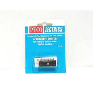 Peco PL-13 Switch per cambio poltarità scambi