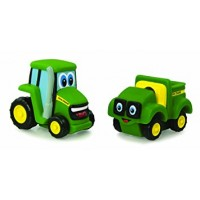 Ertl Johnny Tractor and friends gioco adatto +18 mesi