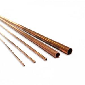 Amati B2750.15 Tubetto in rame mm 1,1x1,5x500 (l)