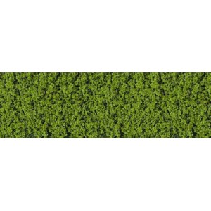 Heki 1554 Fogliame in fibra verde medio