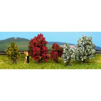 Noch 25420 Arbusti in fiore 5 pezzi H0-TT-N