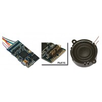 Esu 66498 Loksound V4.0 M4 con spina Plux 16