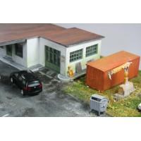 Adt Costruzioni Diorama Stazione di servizio (H0)