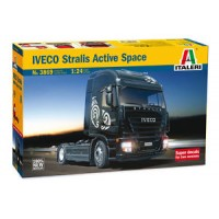 Italeri 3869 Iveco Stralis Active space kit 1:24