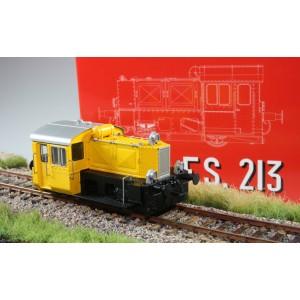 Blackstar 30155 Loco diesel FS 4082 ex Kof  livrea grigio delta