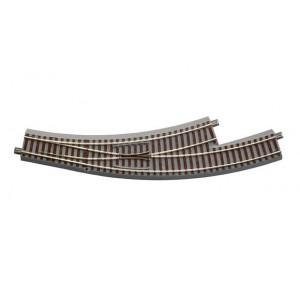Roco 61154 Scambio in curva sinistro r3/r4 serie Geo Line
