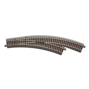 Roco 61155 Scambio in curva destro r3-r4 Geoline