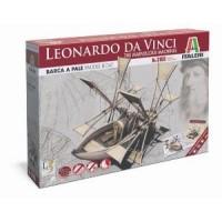 "Italeri 3103 Serie Leonardo da Vinci ""Barca a pale"""