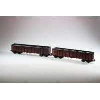 Blackstar BS00026-501708 Set carri Eaos con carico carbone