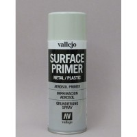Vallejo 28010 Primer spray bianco (400ml)