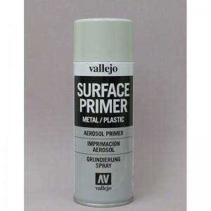 Vallejo 28011 Primer spray grigio (400ml)