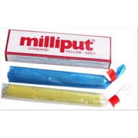 Milliput Standard Yellow-grey 113 grammi