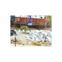 Juweela 28188 Scarti industriali alluminio 25gr 1:87