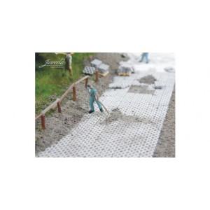 Juweela 28190 Pavimentazione pedonale 190pz 1:87